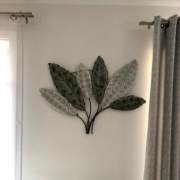 feuilles murales