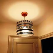 photo client - suspensions petites séries entre illuminées 3