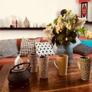 photo clients-vaisselle-tasse et théière