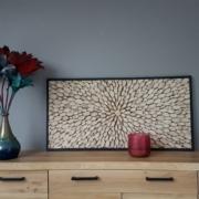 cadre bois horizontal