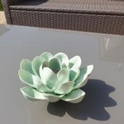 fleur ceramique